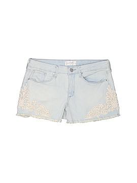 Jessica Simpson Denim Shorts 27 Waist