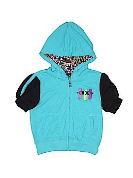 Coogi Zip Up Hoodie Size 5
