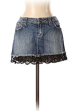 YMI Denim Skirt Size 9