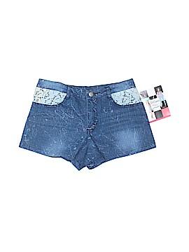 D-Signed Denim Shorts Size L (Kids)