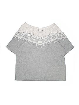 Zanzea Collection Short Sleeve Top Size 3X (Plus)