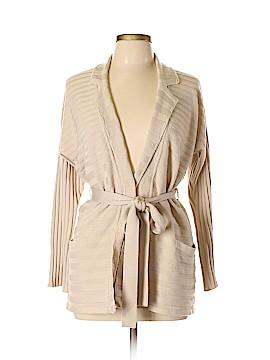 Les Copains Wool Cardigan Size 46 (IT)