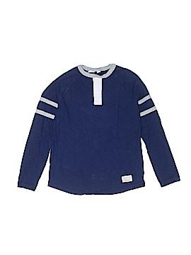 Gap Kids Long Sleeve Polo Size L (Kids)