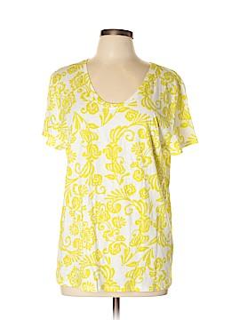 Ann Taylor LOFT Outlet Short Sleeve T-Shirt Size XL