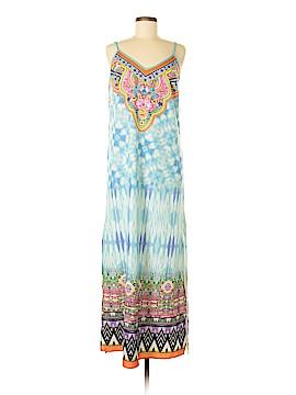 Peachpuff Casual Dress Size M