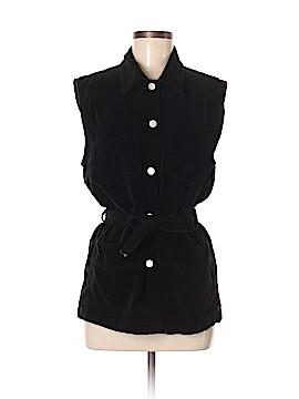 Denim & Co Vest Size S
