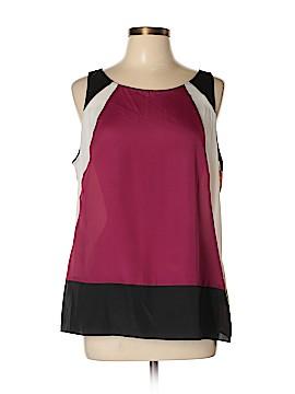 Zac & Rachel Sleeveless Blouse Size XL