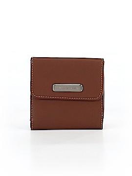 Bandolino Leather Wallet One Size