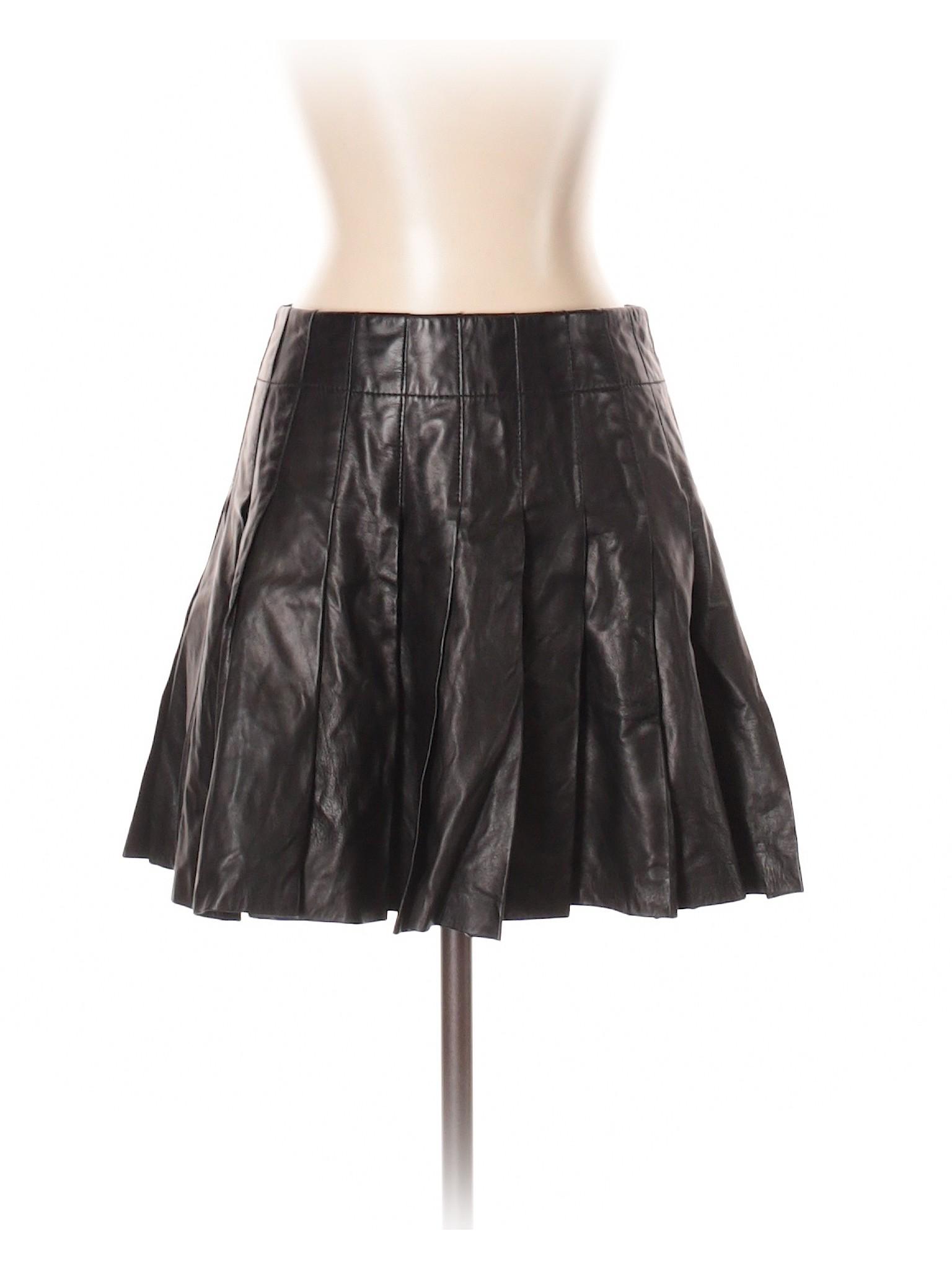 Skirt winter Leather Leisure olivia alice v06nWvq4