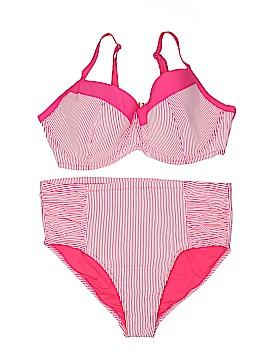Jessica Simpson Two Piece Swimsuit Size 3X (Plus)
