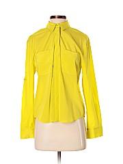 Ann Taylor Women Long Sleeve Blouse Size XS