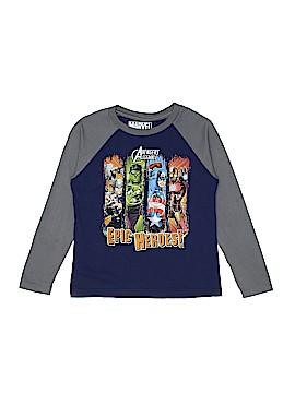 Marvel Long Sleeve T-Shirt Size 5 - 6
