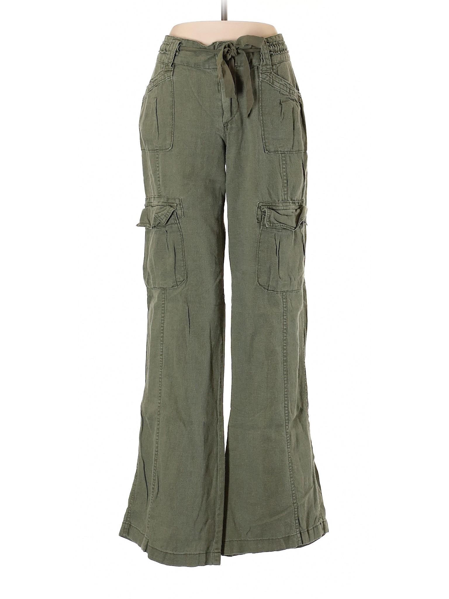 winter Navy Leisure Pants Linen Old pvwaqR
