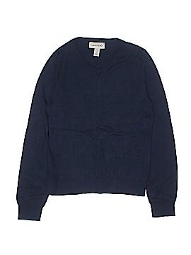 Lands' End Pullover Sweater Size L (Kids)