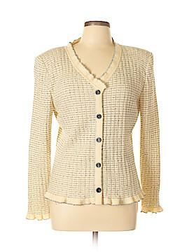 Valentino Miss V Wool Cardigan Size 12