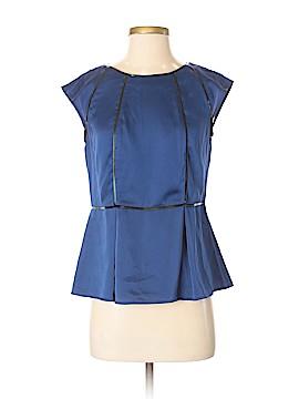 Ann Taylor Short Sleeve Blouse Size 4