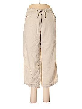 Lands' End Linen Pants Size 8