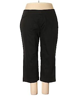 Mossimo Khakis Size 24 (Plus)