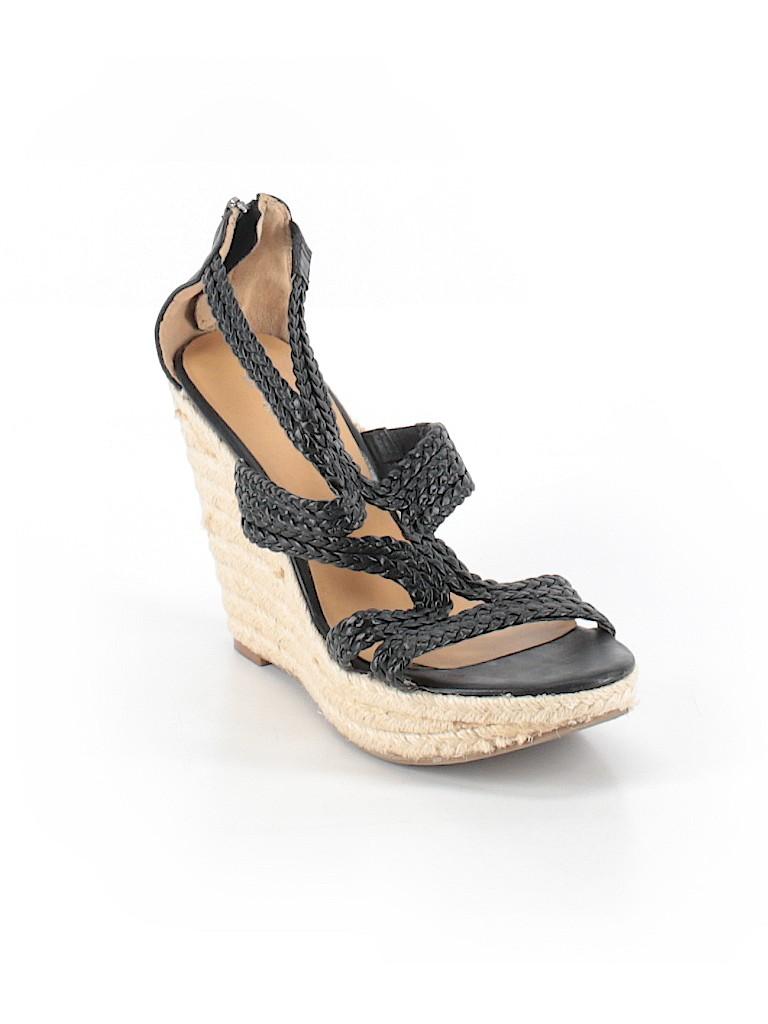 de31eca1e6a Limelight Solid Black Wedges Size 9 - 60% off