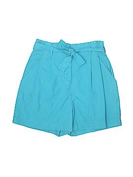 Zara Basic Khaki Shorts Size XS