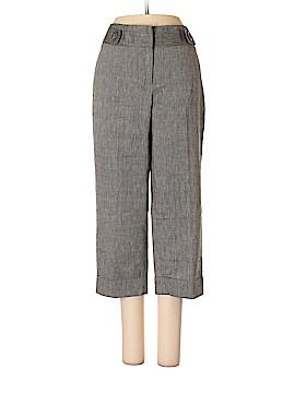 Sharagano Linen Pants Size 6 (Petite)