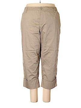Intro Khakis Size 22W (Plus)