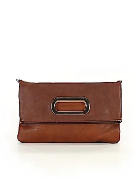 Aldo Leather Clutch One Size