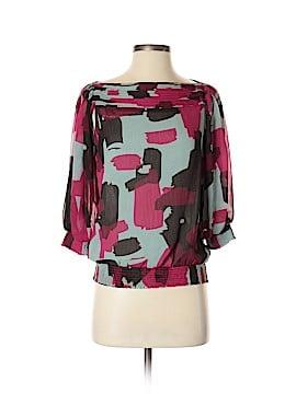VERTIGO 3/4 Sleeve Blouse Size XS