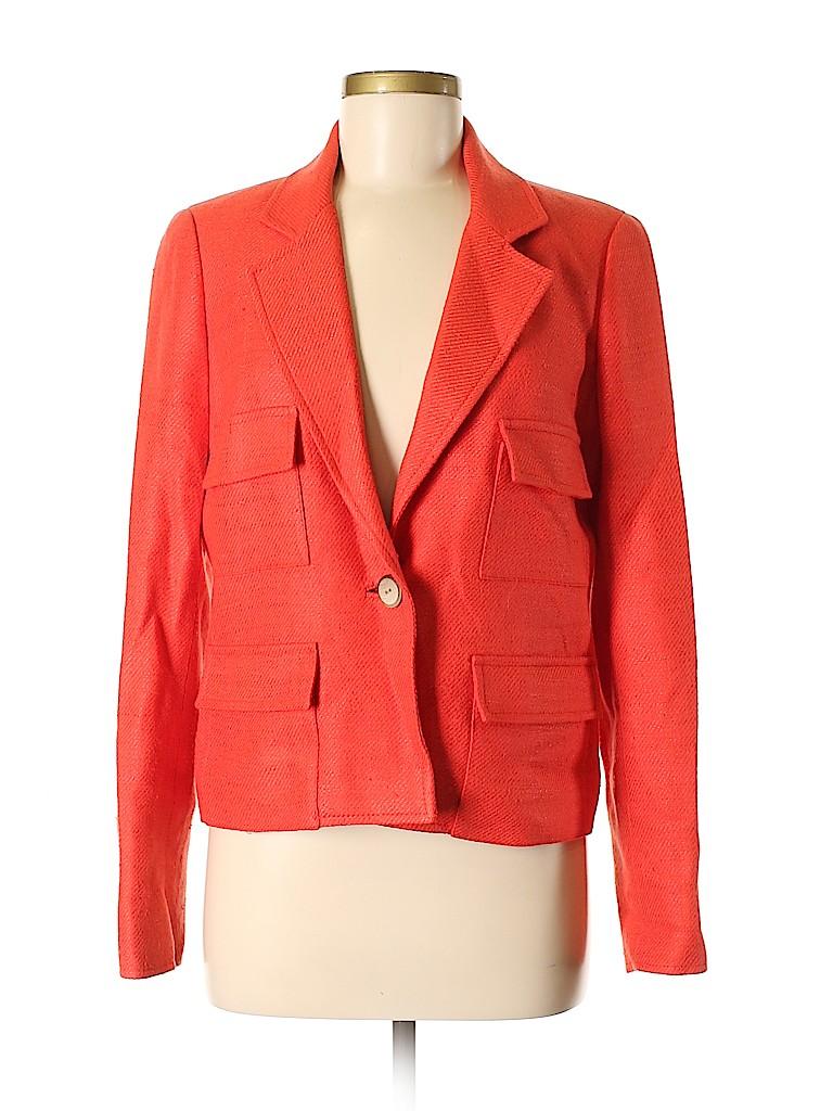 Carlisle Women Silk Blazer Size 6