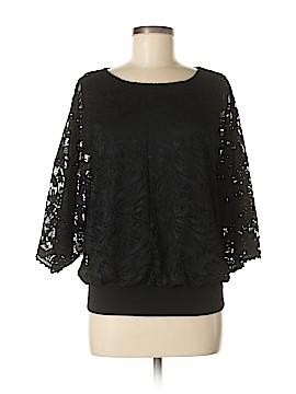 JM Collection Sleeveless Blouse Size L (Petite)