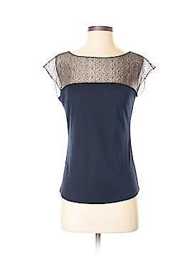 Barneys New York CO-OP Sleeveless Silk Top Size S
