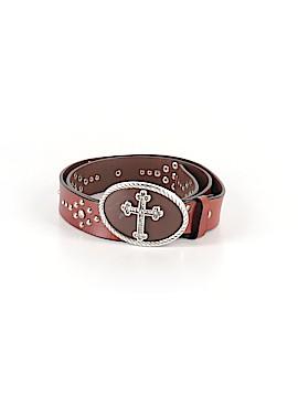 Nocona Belt Co. Leather Belt Size L