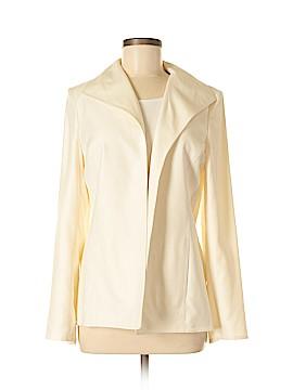 Ellen Tracy Silk Blazer Size 4