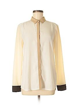 DKNYC Long Sleeve Blouse Size S
