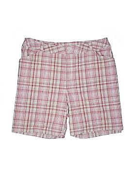 Liz & Me Khaki Shorts Size 26 (Plus)