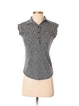 Van Heusen Short Sleeve Henley Size XXS