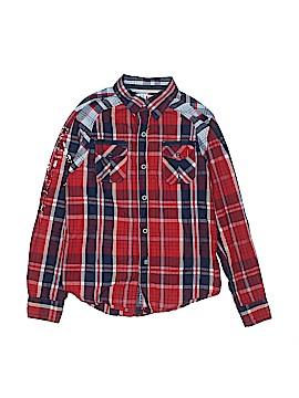Guess Long Sleeve T-Shirt Size 12