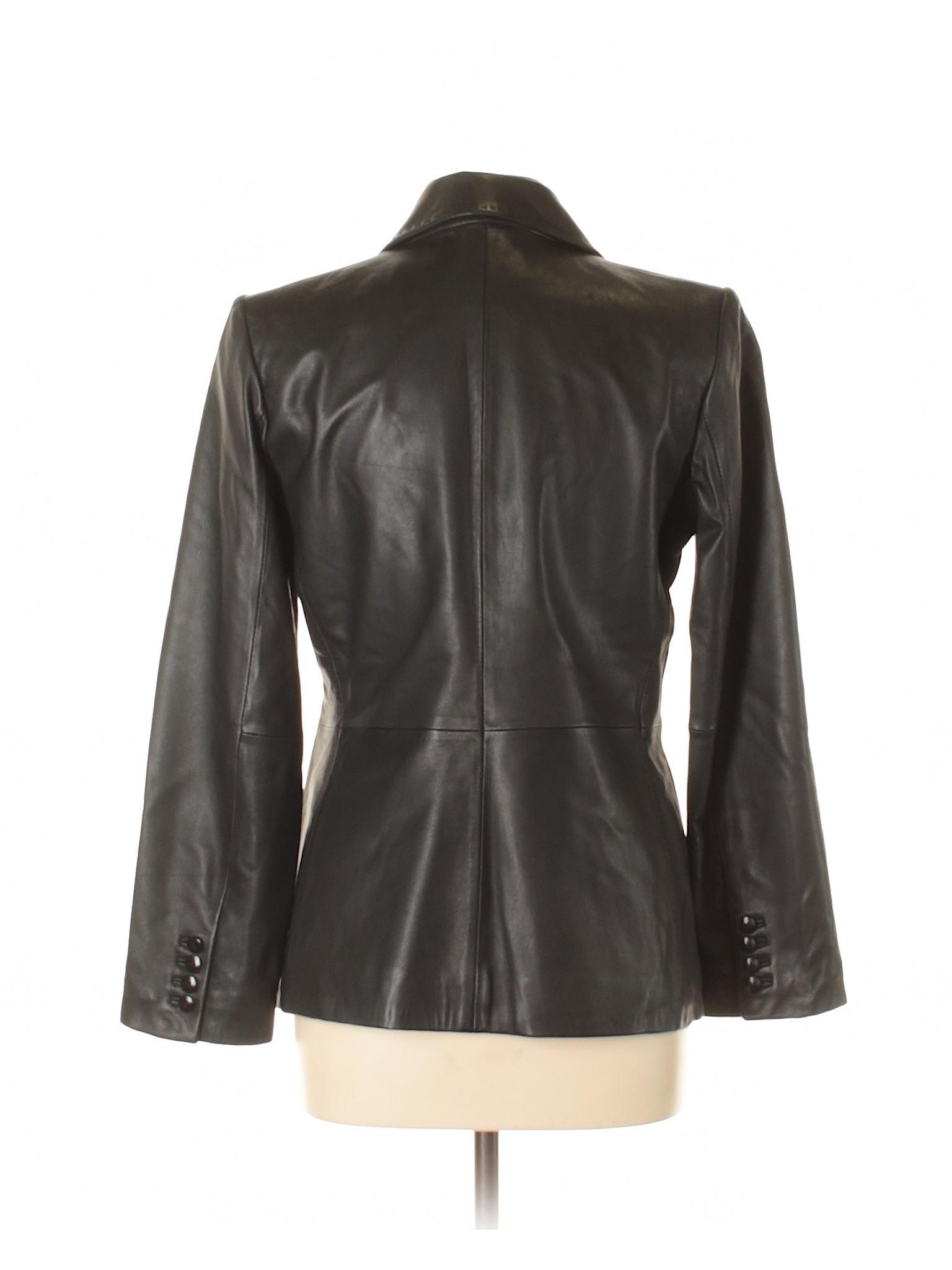 winter Leisure Leisure Jacket winter Leisure Alfani Jacket Alfani Alfani winter Leather Leather 8R08q