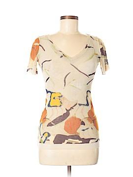 FUZZI Short Sleeve Top Size M