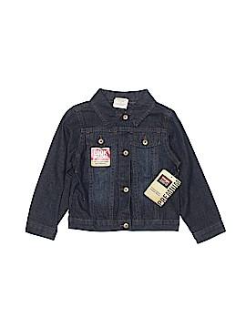 Wrangler Jeans Co Denim Jacket Size 4T