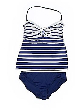 Lauren by Ralph Lauren Two Piece Swimsuit Size 8