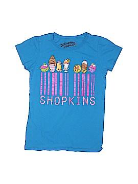 Shopkins Short Sleeve T-Shirt Size L (Kids)
