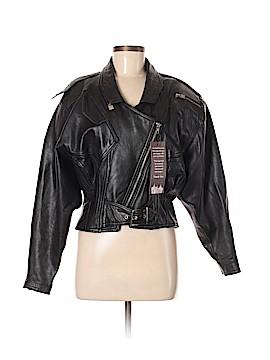 Banana Republic Leather Jacket Size 1