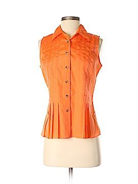 Isaac Mizrahi for Target Sleeveless Silk Top Size XS