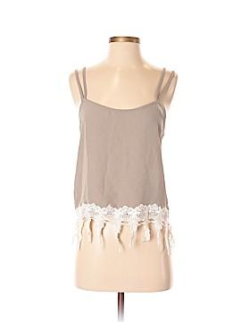 Karen Zambos Vintage Couture Sleeveless Top Size P (Petite)