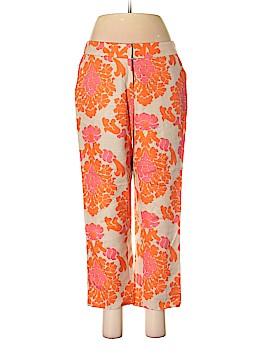 Boden Linen Pants Size 6 (Petite)