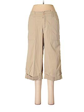 Metrostyle Khakis Size 8