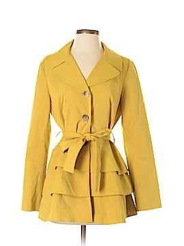 Cynthia Rowley TJX Trenchcoat Size M