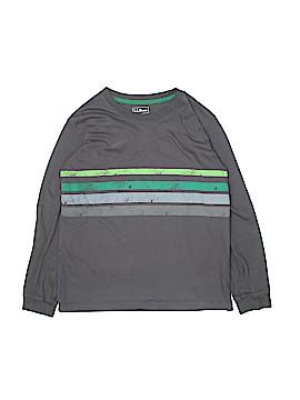 L.L.Bean Long Sleeve T-Shirt Size 14-16