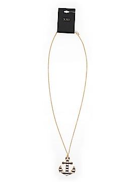 XXI Necklace One Size